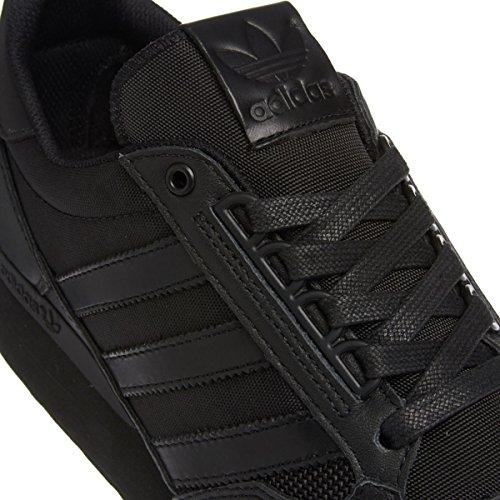 adidas Originals Herren ZX 500 OG Sneaker, 43 1/3 EU cblack/cbl
