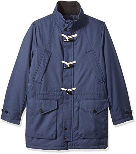Nautica Men's Toggle Coat (Wool Hooded Toggle)
