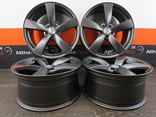 4 Alufelgen Ultra Wheels UA5-RS 20 Zoll passend für -RS -RS -RS -RS Amarok 2H Bus Multivan T5 Touareg R5 TDI 9J Ultra NEU
