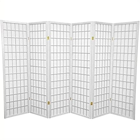 Oriental Furniture Best Bargain Discount Office Cubicle Divider, 60 Inches
