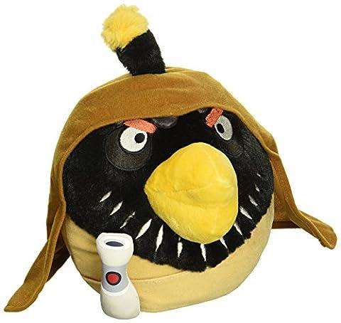 Angry Birds Star Wars Bird Obi Wan 8 Plush with