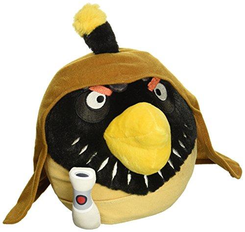 "Angry Birds - Star Wars - Obi Wan Plush - Wave 2 - 20cm 8"""