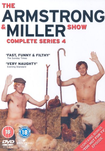 The Armstrong And Miller Show - Series 4