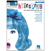Provoc 30 Hairspray Bk/CD (Pro Vocal Better Than Karaoke)