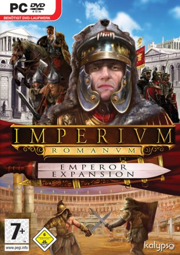 Imperium Romanum - Emperor Expansion (Add-On) (Römisch-pc-spiele)