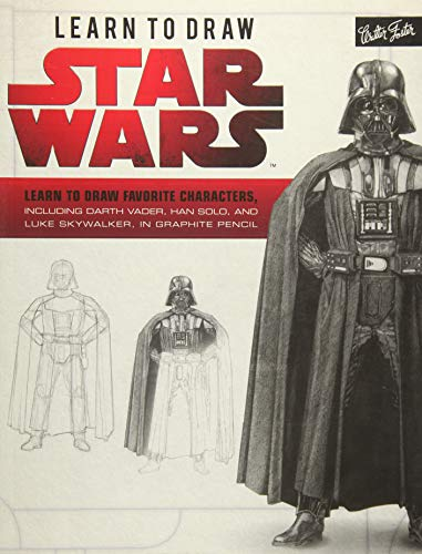 ars: Learn to Draw Favorite Characters, Including Darth Vader, Han Solo, and Luke Skywalker, in Graphite Pencil (Licensed Learn to Draw) ()