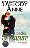Holiday Treasure: The Lost Andersons - Book Three (Billionaire Bachelors 10)