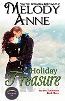 Holiday Treasure: The Lost Andersons - Book Three (Billionaire Bachelors 10) by [Anne, Melody]