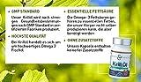 Omega 3 Krillöl Fettsäuren – 60 Hochdosierte Kapseln – 1500mg Superba® KrillÖl Tagesdosierung durch 3 Kapseln am Tag – EPA DHA – Gesund fürs Herz – Mit Astaxanthin - 5