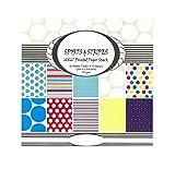 Shopaholic Sports and Stripes Craft pape...