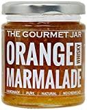 The Gourmet Jar Orange Whiskey Marmalade, 240g