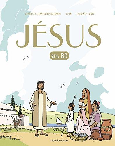 Jésus en BD, le récit d'une bonne nouvelle: Un évangile pour les enfants