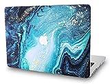 Custodia rigida per MacBook Air 13,3 pollici (vecchio) Modello A1466/A1369 - LUOUSE Stampa liscia in plastica Visualizza design Copertura protettiva con motivo, Alveo