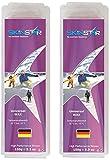 SKINSTAR Universal Wachs All IN ONE Ski und Langlauf Wachs Ski Wax 300g