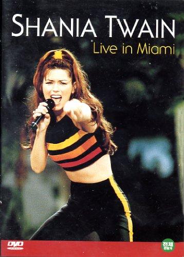 Shania Twain - Live in Miami (1999) Alle Region