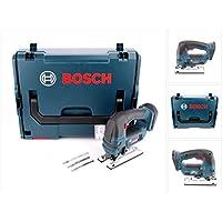 Bosch Professional 06015A6101 GST 18 V-Li B Scie sauteuse sans fil