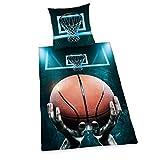 Unbekannt Bettwäsche Herding glatt Basketball Zipper Geschenk 140 x 200 Geschenk NEU WOW - All-In-One-Outlet-24 -