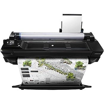HP Designjet 110plus Tintenstrahldrucker: Amazon.de