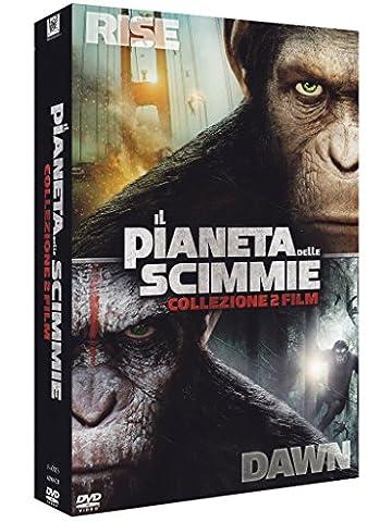 Il pianeta delle scimmie + Collezione 2 film [Import anglais]