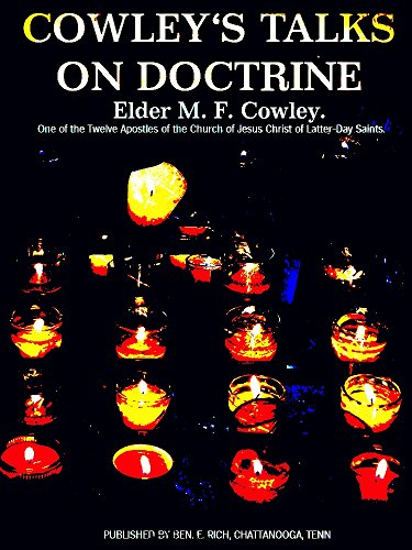 Cowley's Talks on Doctrine (English Edition) (Talk-text-f)