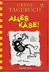 Gregs Tagebuch 11 - Alles Käse!