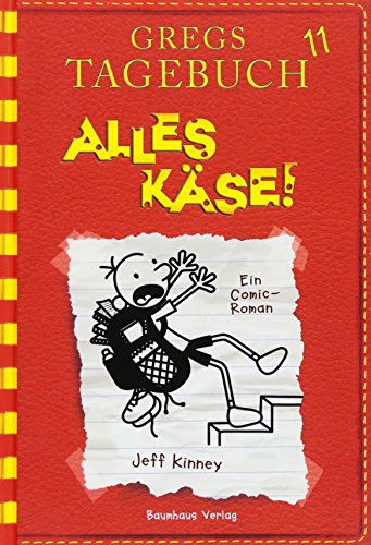 Gregs Tagebuch - Alles Käse  Bd.11