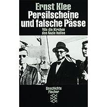 Persilscheine und falsche Pässe. Wie die Kirchen den Nazis halfen.