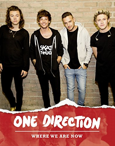 One Direction: Where We Are Now por One Direction