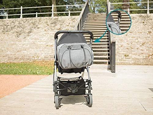 Babymoov A043574 Wickeltasche Trendy Bag, grau - 3