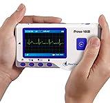 Heal Force Prince 180B EKG-Überwachungsgerät / Monitor, tragbar, mit Software und USB-Kabel Test