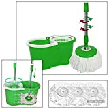 Best Spin Mops - Tooltime Green 360° Spinning Magic Spin Mop Bucket Review
