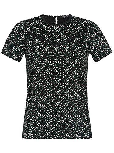 Vive Maria Chelsea Shirt Black Allover, Größe:L -