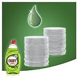 Fairy Apfel Ultra Konzentrat Hand-Geschirrspülmittel, 450 ml für Fairy Apfel Ultra Konzentrat Hand-Geschirrspülmittel, 450 ml