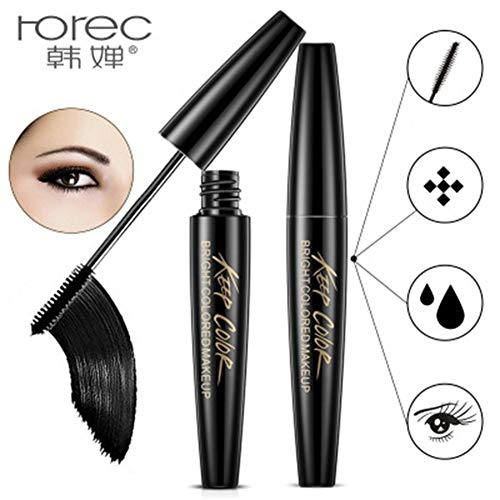 Easy-topbuy Mascara, Make Up Waterproof Mascara für Lange verdickende Wimpern