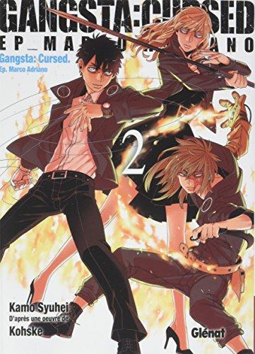 Gangsta Cursed - Tome 02 par Syuhei Kamo