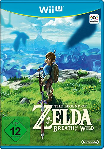 The Legend of Zelda: Breath of the Wild - [Wii U] (Nintendo Wii Zelda)