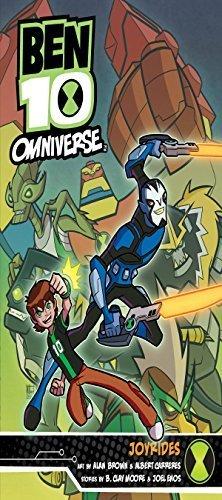 Ben 10 Omniverse: Joyrides by B. Clay Moore (2014-01-07)