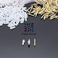Portal Cool 1000 PCS Dental Lab Medio PIN con mangas Dentista Proveedores de productos 16 mm