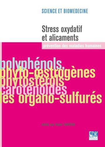 Stress oxydatif et alicaments