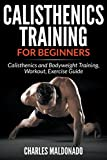 Calisthenics Training for Beginners: Calisthenics and Bodyweight Training, Workout, Exercise Guide