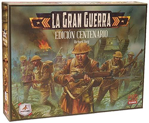Maldito Games La Gran Guerra Edición Centenario -
