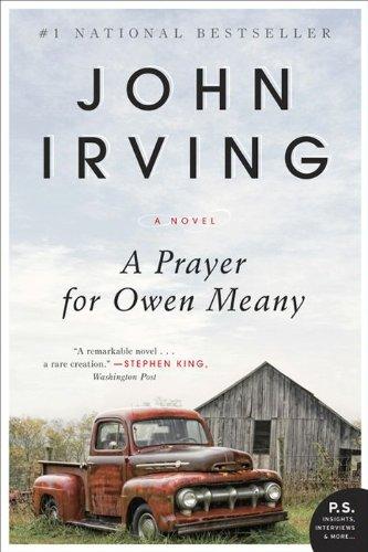 Buchseite und Rezensionen zu 'A Prayer for Owen Meany: A Novel' von John Irving