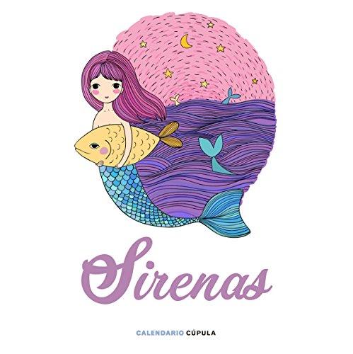 Calendario Sirenas 2019 (Calendarios y agendas)