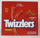 Strawberry Twizzlers (Box of 180)
