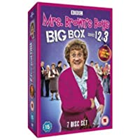 Mrs Brown's Boys - Big Box Series 1-3