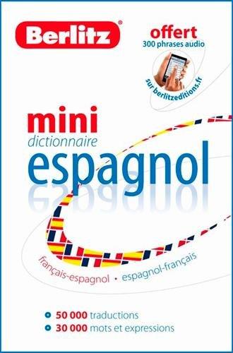ESPAGNOL MINI DICTIONNAIRE EN FRANCAIS