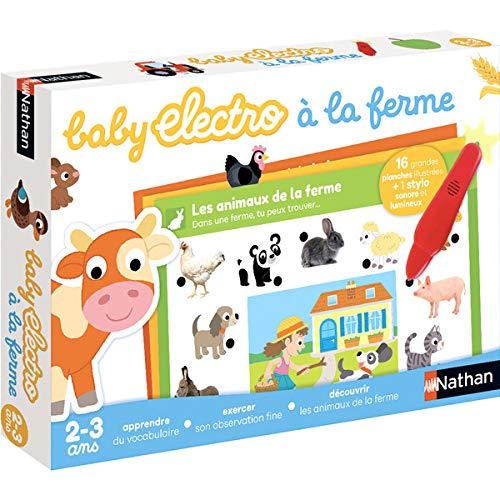 Nathan - 31536 - Baby Electro La Ferme