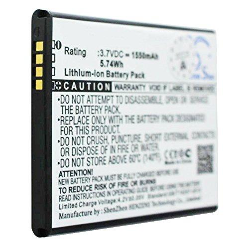 Akku nur passend für den Akku für Archos 50c Neon Akku AC1850A, 45 Helium 4G, 45b Helium 4g