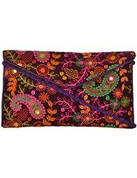 Utsav Women's Multicolour Sling Bag (Utsav 105)