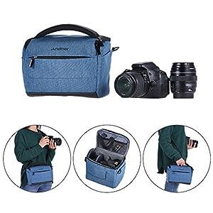Andoer-quaderfrmige-DSLR-Kamera-Schulter-Beutel-beweglicher-Art-und-Weise-Polyester-Kameratasche-fr-1-Kamera-2-Objektive-und-Klein-Zubehr-fr-Canon-Nikon-Sony-Fujifilm-Olympus-Panasonic